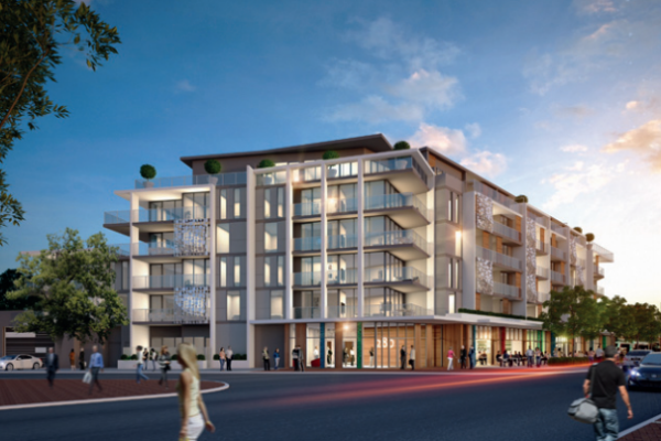 Finbar Gets Nod For Lord St Complex