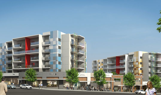 Development Aprroval Received For 98 Unit Project In Lord Street Perth