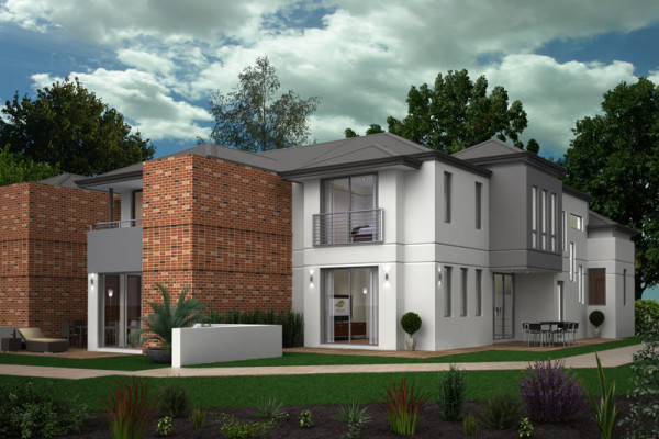Swanline Starts Work On Townhouses